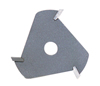 3 Wing Slotting Cutter