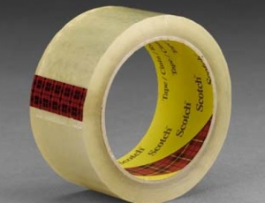 3M Clear Packaging Tape
