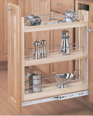 448 Series Pull Out Base Organizer