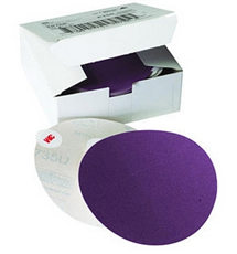 755U Purple Stikit Disc Rolls