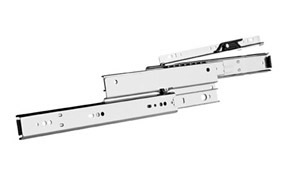 "Accuride Model 4034 150 lb. 1-1/2"" Over Travel Drawer Slide"