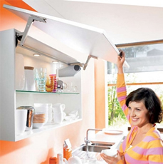 AVENTOS HS - Up and Over System