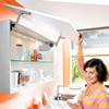 BLUM AVENTOS HS - Up and Over System