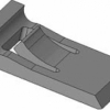 Blum CLIP top Angle Restriction Clip for 107°Hinge