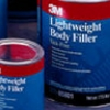 Body Filler Lightweight 3M