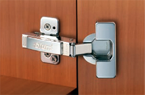 CLIP top 110° BLUMOTION hinges