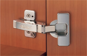 CLIP top 120°+ hinges