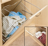 REV-A-SHELF CTOHB Series - Tilt-Out Hamper Basket