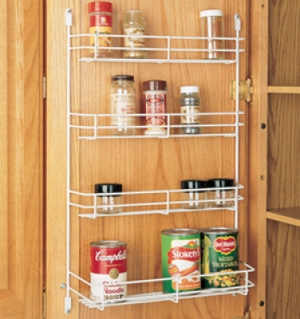 Door Mount Spice Rack Rev-A-Shelf 565 Series