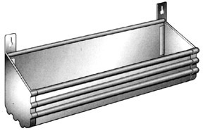 Extruded Sink Front Tray