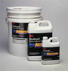 3m Fastbond 30 3m Contact Cement Water Based Adhesives