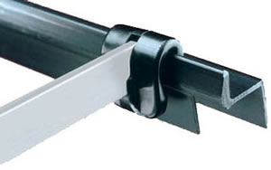 Keller Products File Rail D Bar And Clip Keller
