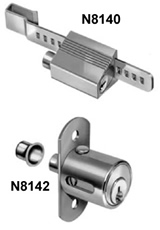 Pin Tumbler Sliding Door Lock