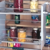 Premiere Pull-Down Shelving System Rev-A-Shelf  5PD Series