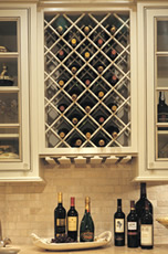 Premium Wine Rack Lattice