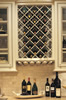 OMEGA NATIONAL Premium Wine Rack Lattice