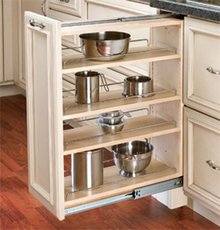 Rev-A-Shelf 432 Series Base Cabinet Filler
