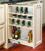 Rev-A-Shelf 433 Series Base Cabinet Filler