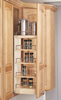 Rev-A-Shelf 448-WC Series Wall Pull-Out Shelving System