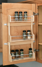 Merveilleux Rev A Shelf 4SR Series Door Mount Spice Rack