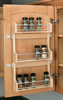 Rev-A-Shelf 4SR Series  Door Mount Spice Rack