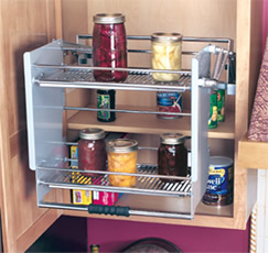 Rev-A-Shelf  5PD Series Premiere Pull-Down Shelving System