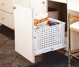 Rev-A-Shelf HURV Series Pull-Out Hamper