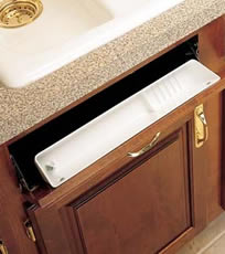Rev A Shelf 6572 6581 Series Sink Front Trays Rev A
