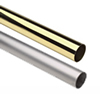 LAVI INDUSTRIES Round Tubing - Stainless Steel & Brass