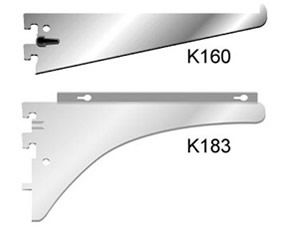 Shelving Bracket for Specialty Applications