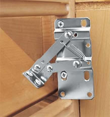 Sink Front Tip-Out Tray Hinge - 6552 Series