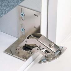 Sink Front Tip-Out Tray Hinge - ETH Series