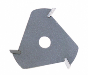 Slotting Cutter - 3 Wing