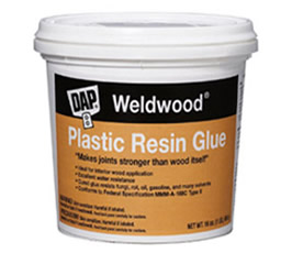 WELDWOOD Plastic Resin Glue