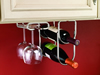 Wine and Stemware Rack