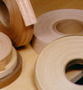 "FLEXIBLE MATERIALS Wood Edgebanding - 7/8"" x 250 ft Rolls"