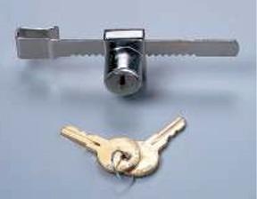 knape vogt adjustable rachet lock disc tumbler knape vogt locks sliding door hardware. Black Bedroom Furniture Sets. Home Design Ideas