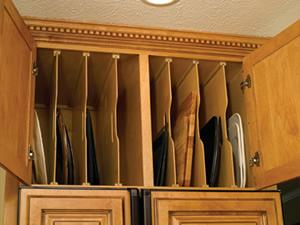Additional Kitchen Storage Pantries