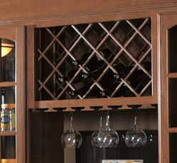 Wine Rack Lattice