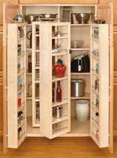 Rev A Shelf 4wp Series Rev A Shelf Wood Pantries