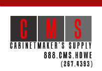 cabinetmakers supply